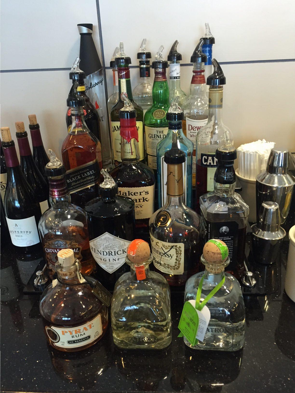 Flagship Booze at JFK