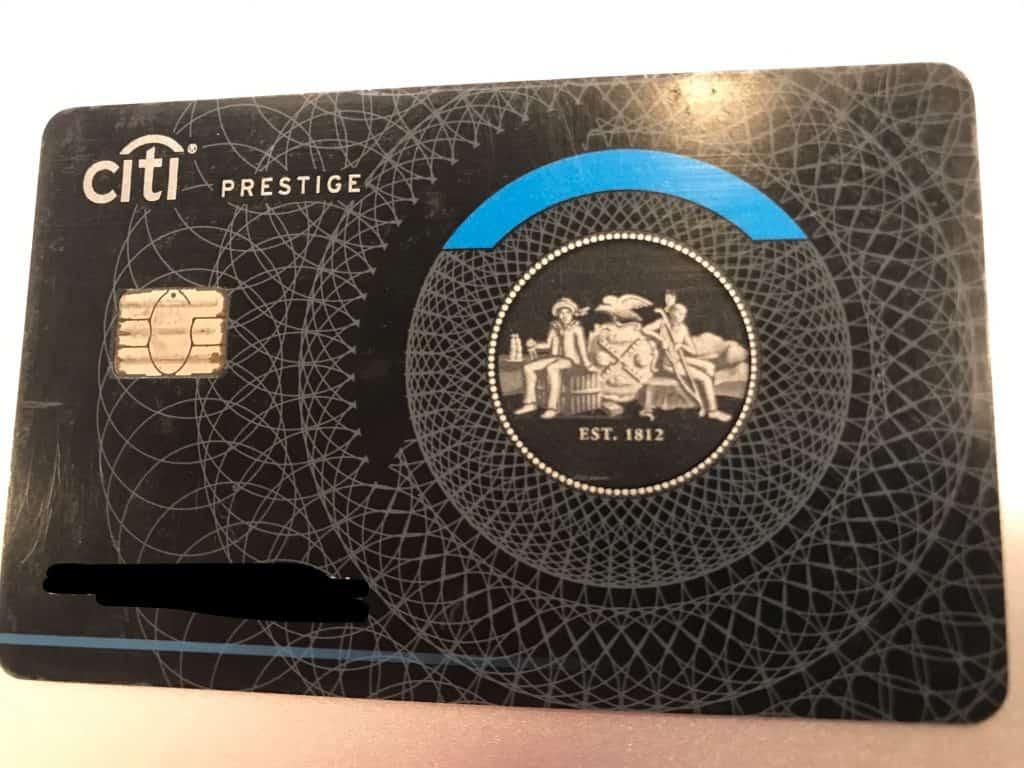 Citi Prestige / Premier Retention Offers