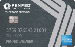 PenFed Pathfinder Rewards Credit Card