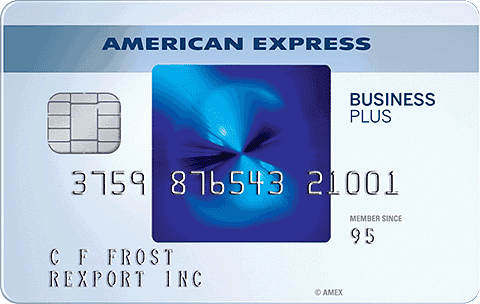 Amex Blue Business Plus