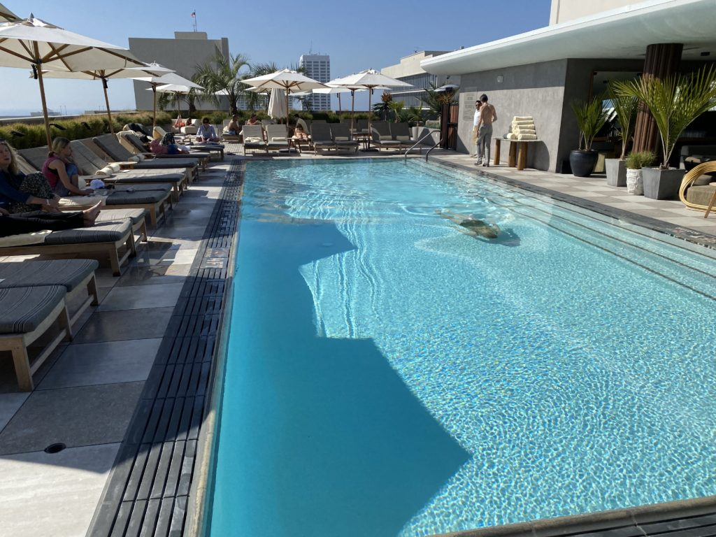 Santa Monica Proper: A Design Hotel - Pool