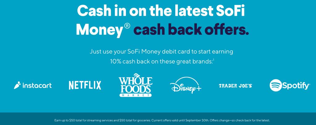 sofi money changes