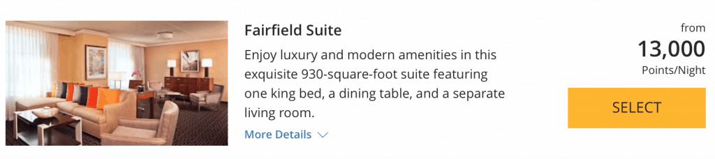 Fairfield Suite - Hyatt Regency Greenwich CT
