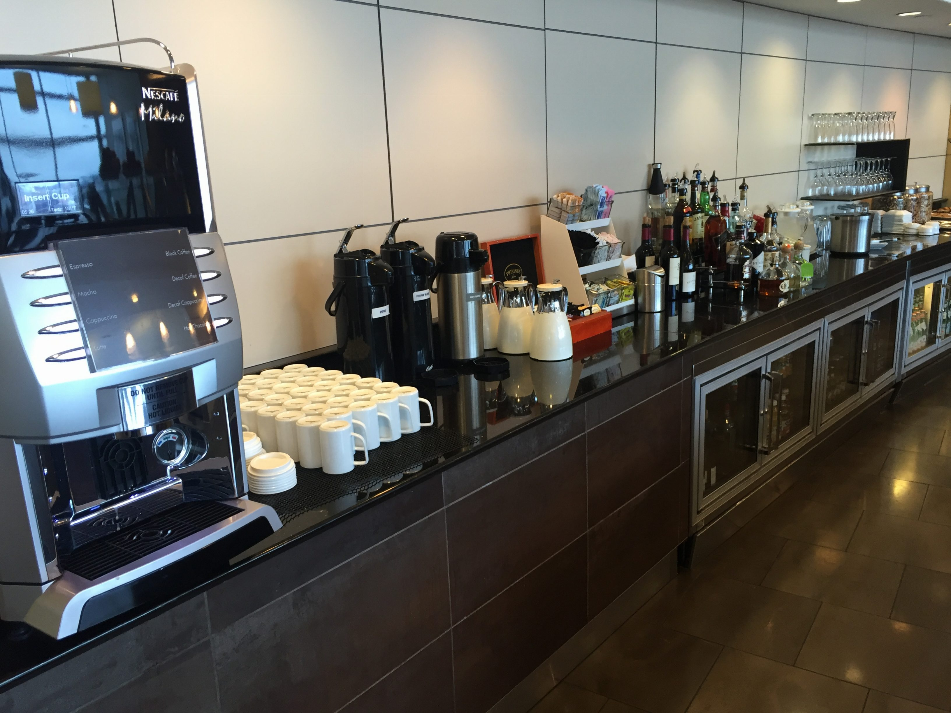 AA Flagship First Lounge - JFK
