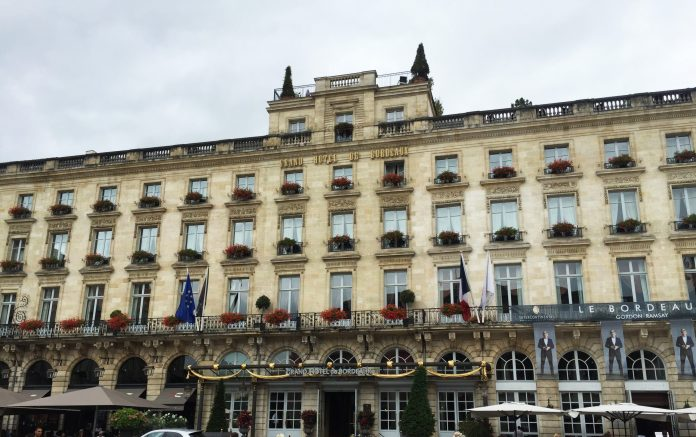Le Grand Intercontinental Bordeaux