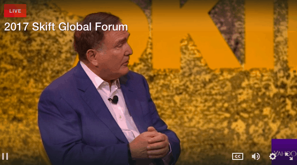 Skift Global Forum livestream