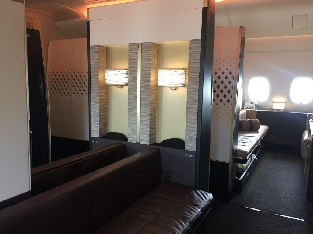 Etihad Apartment Double Bed