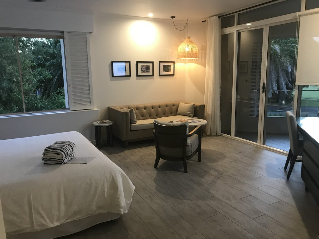 Sheraton Port Douglas: Mirage Studio Suite