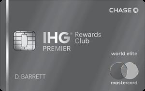 ihg premier credit card