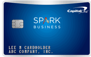 Spark Miles for Business from Capital One