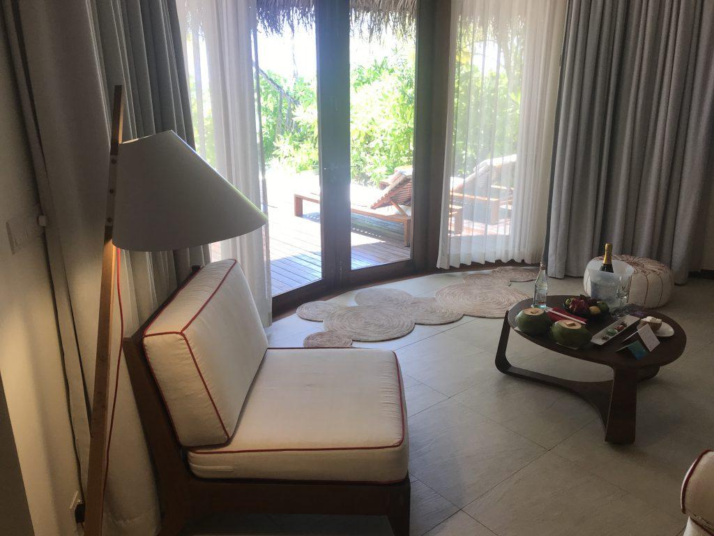 W Maldives Beach Villa