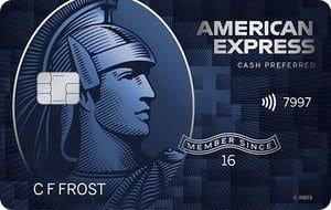 Blue Cash Preferred