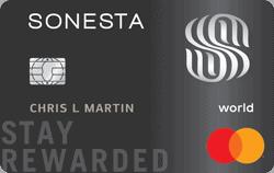 bofa sonesta credit card