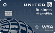 united business credit card