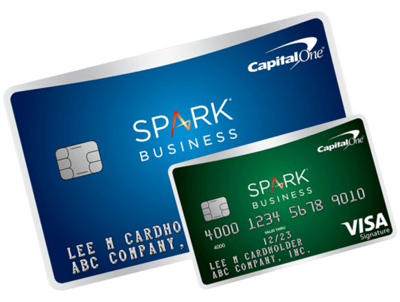 capital one spark annual fee waiver