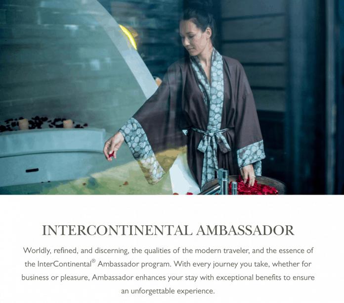 ihg ambassador now kimpton