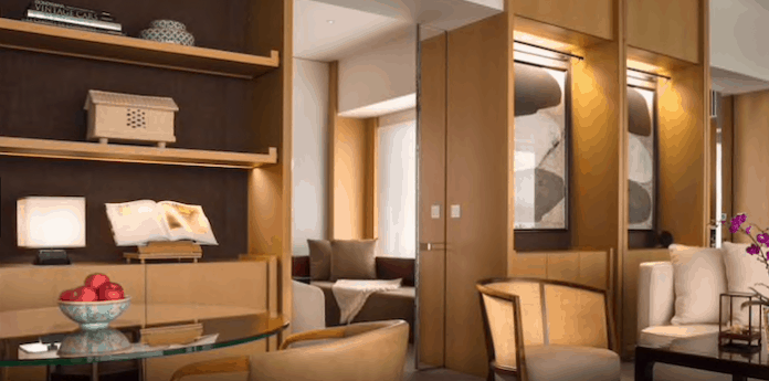 Grand Hyatt Chengdu - Grand Executive Suite