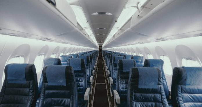 Airline Seating Background