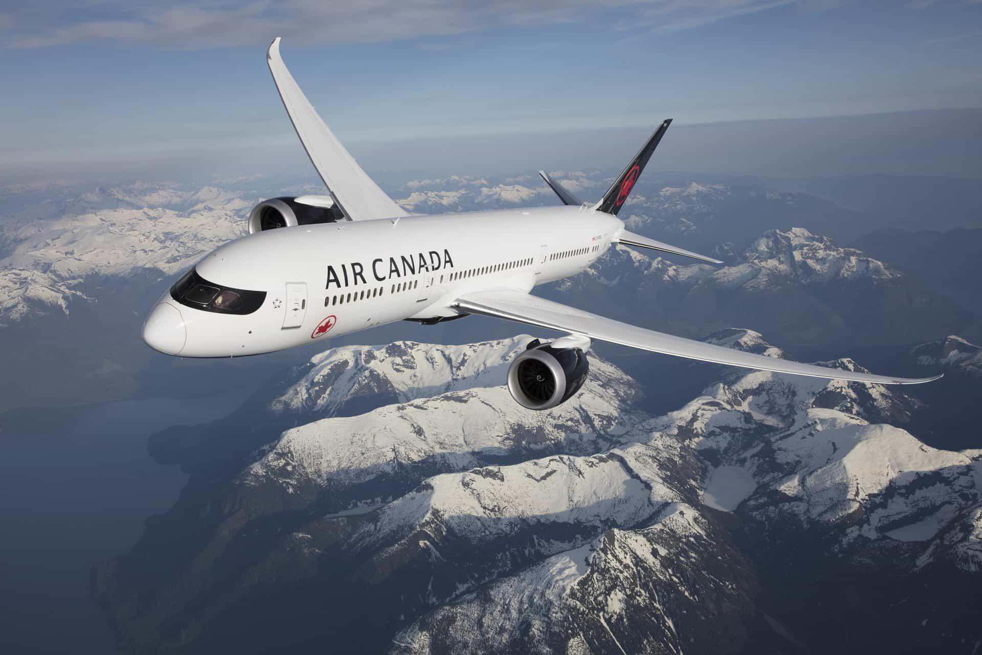 air canada aeroplan