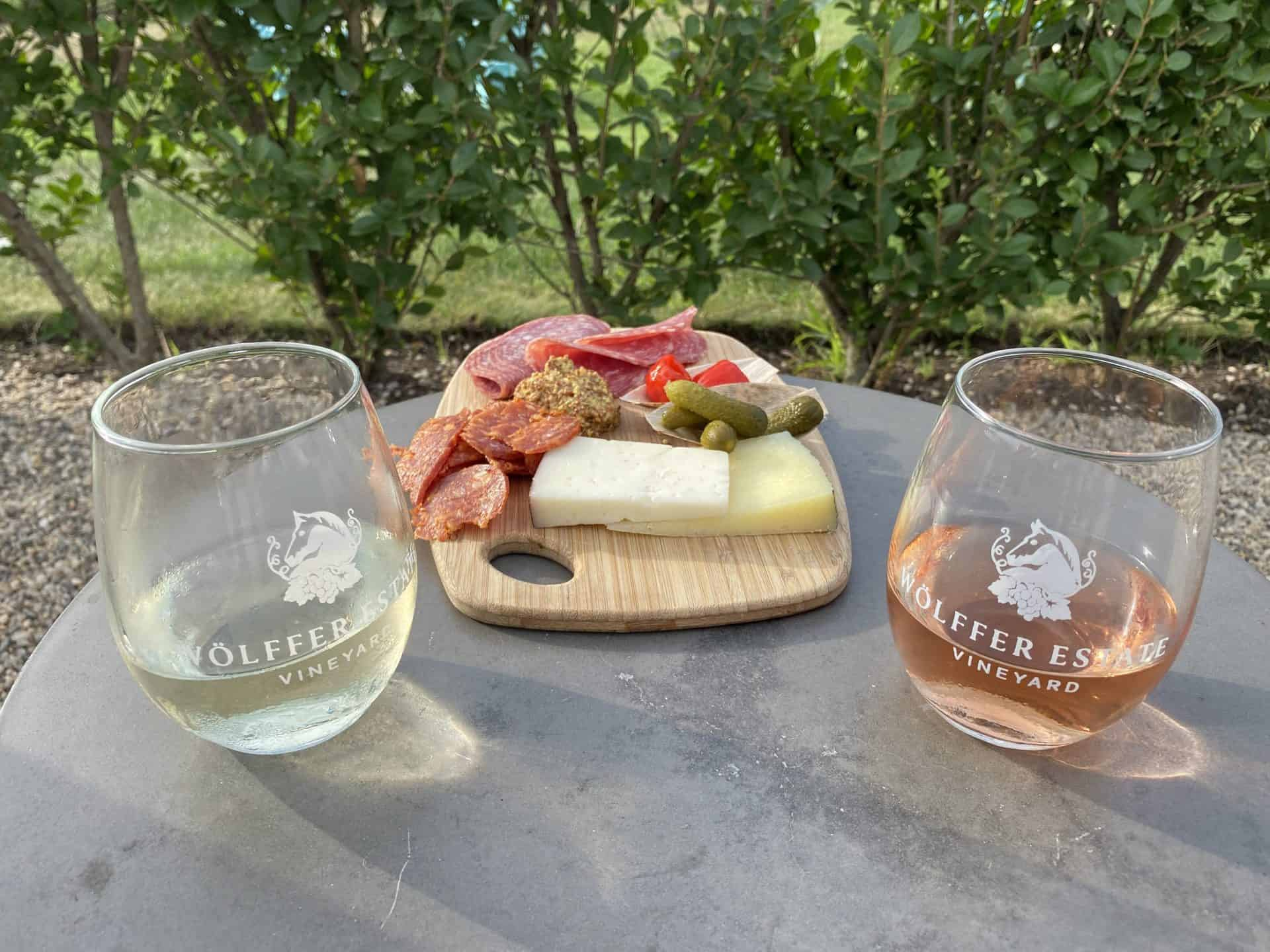 Wolffer Winestand
