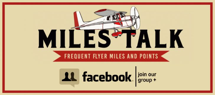 MilesTalk Facebook Group