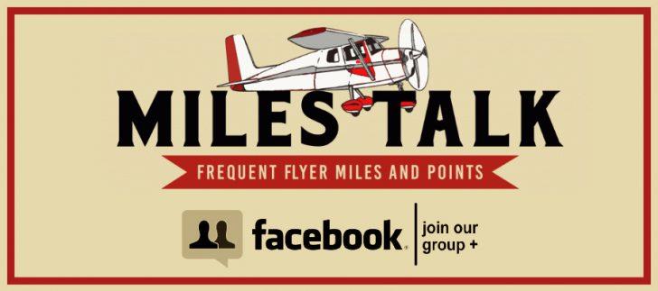 MilesTalk Facebook Group
