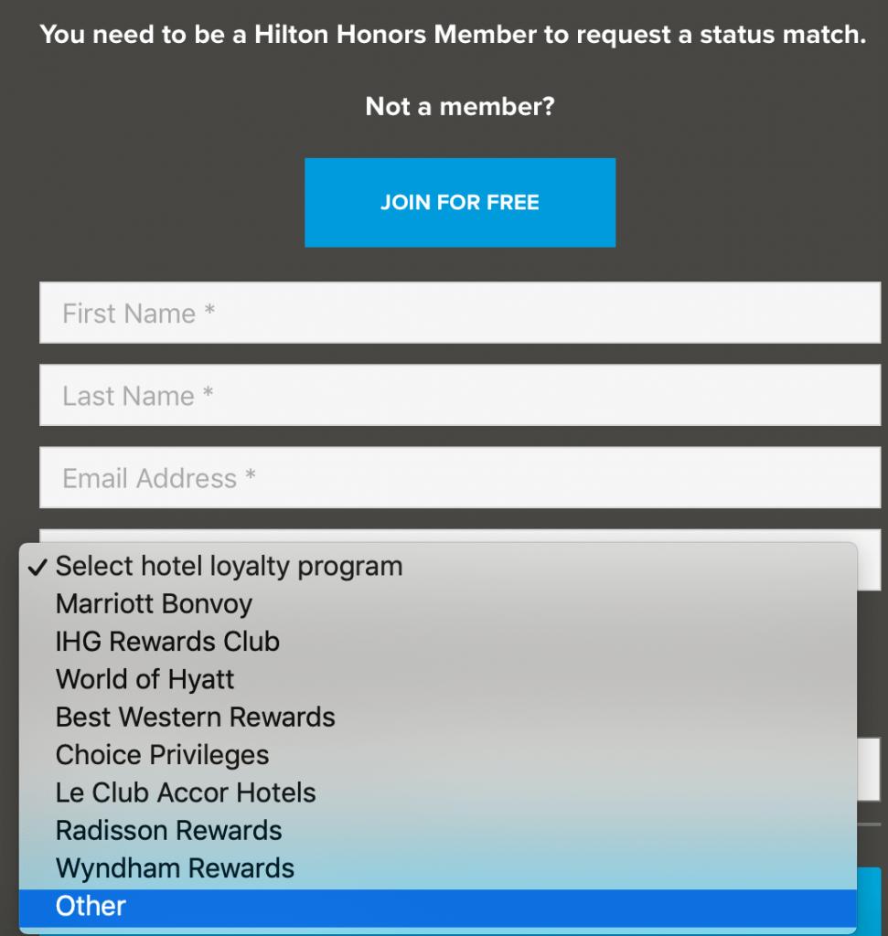 hitlon status match