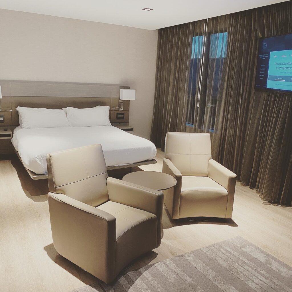 AC Hotel Portland, Maine Suite