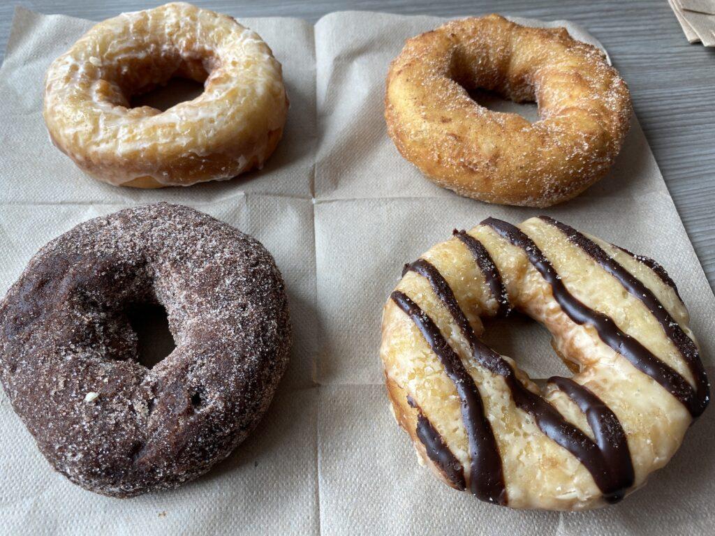 Holy Donuts - Portland, Maine