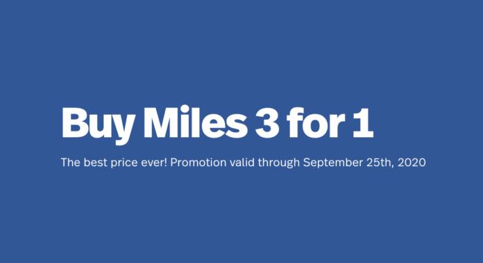 lifemiles buy miles