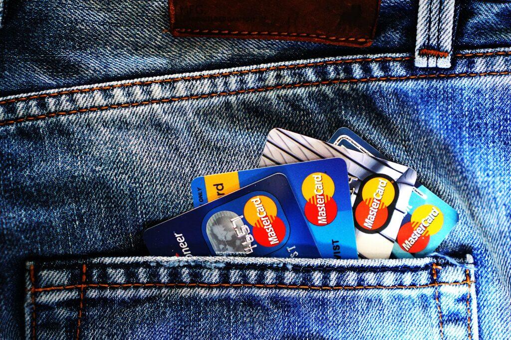 credit card reconsideration