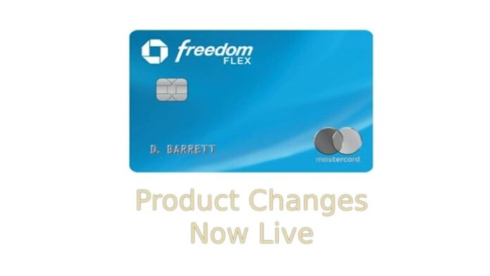 freedom flex product change