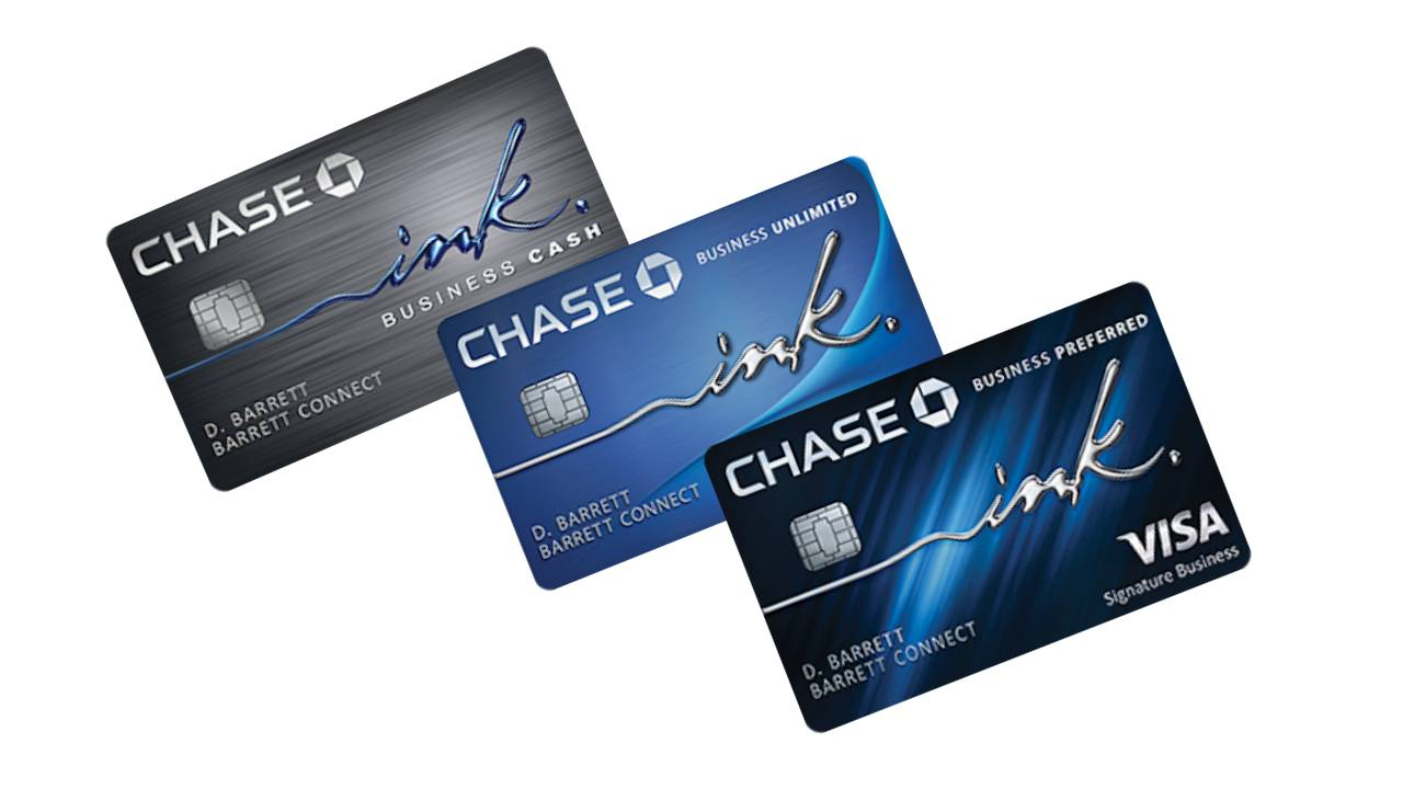 choosing a chase ink business credit card  milestalk