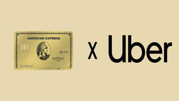amex gold uber cash