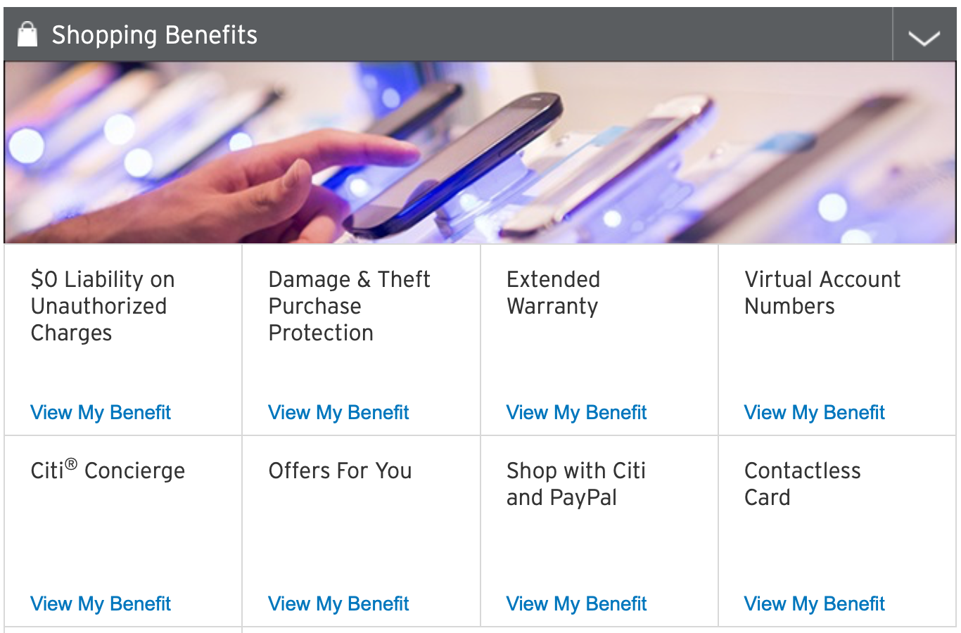 citi extended warranty coverage