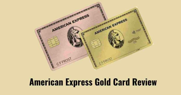 amex gold card review american express