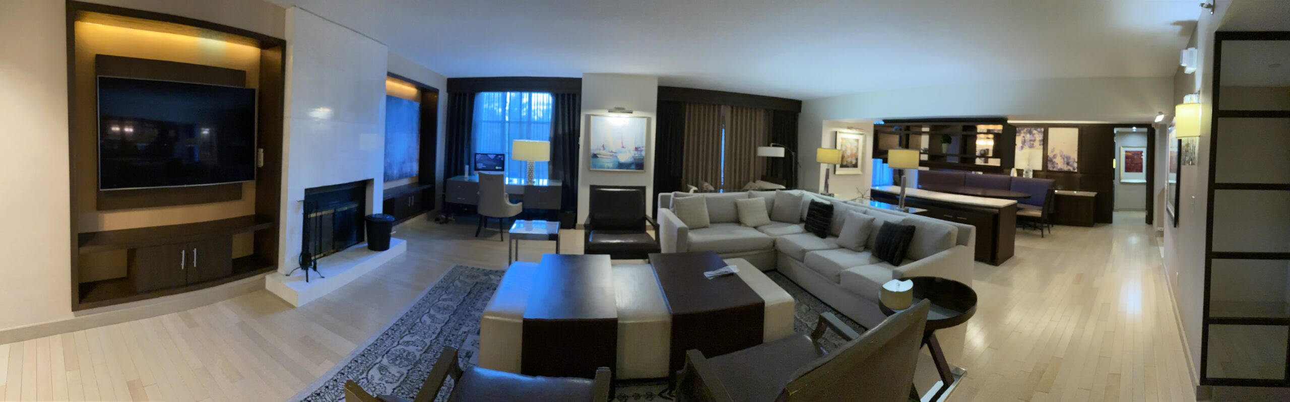 hyatt regency greenwich presidential suite