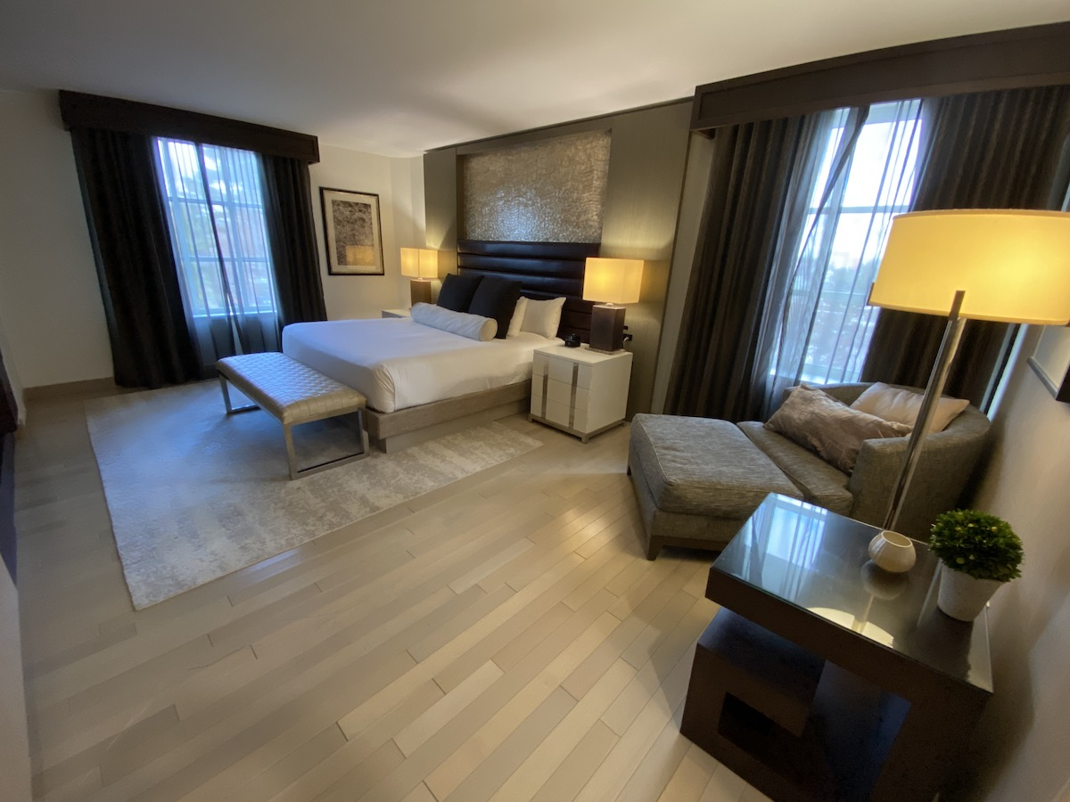 Hyatt Regency Greenwich: Presidential Suite - Bedroom