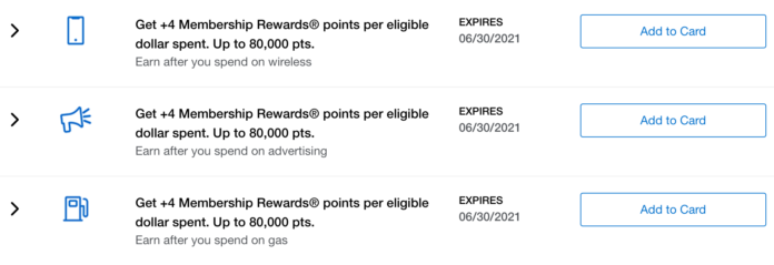 Amex Business Platinum: 5X Points on Shipping, Wireless, Advertising, Gas, Office Supplies
