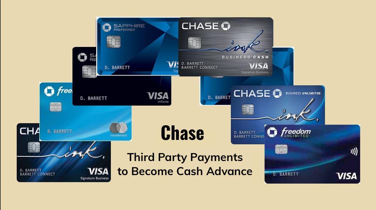 Chase to Treat Plastiq as a Cash Advance? – MilesTalk