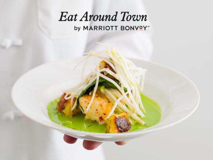marriott bonvoy dining