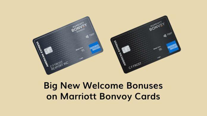 bonvoy amex bonus offers