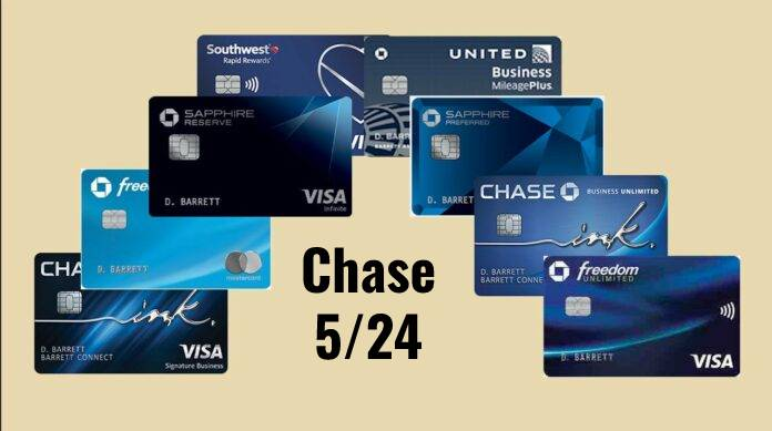 chase 5/24