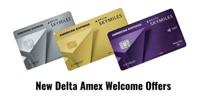 delta amex bonus offer