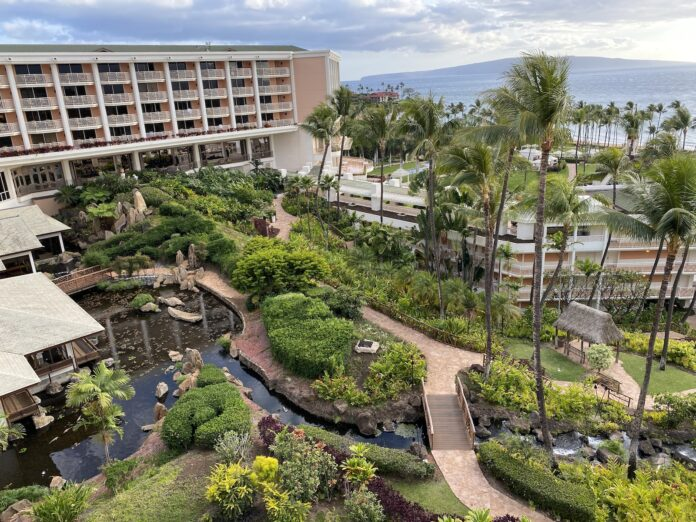 waldorf astoria grand wailea maui review