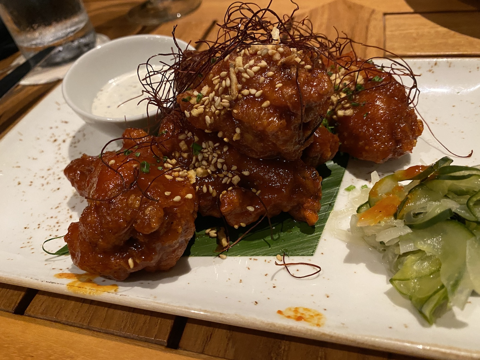 Humble Kitchin - Chicken Wings