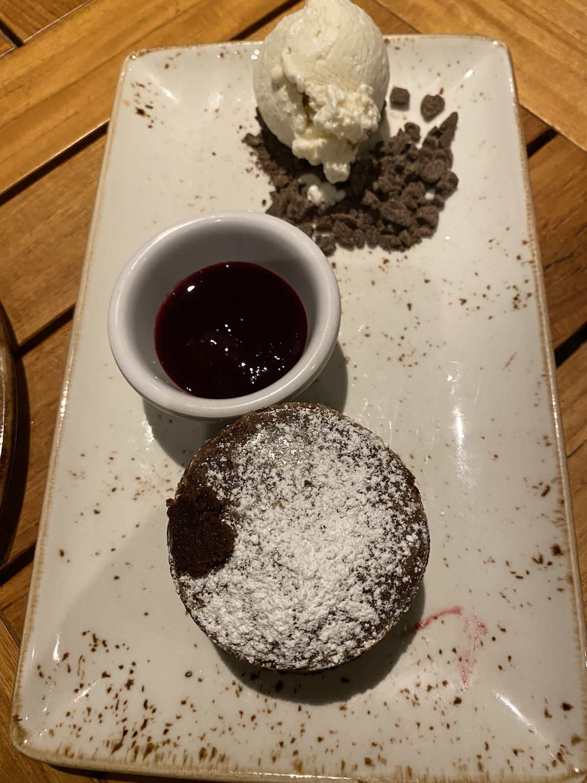 Humble Kitchin - Molten Lava Cake
