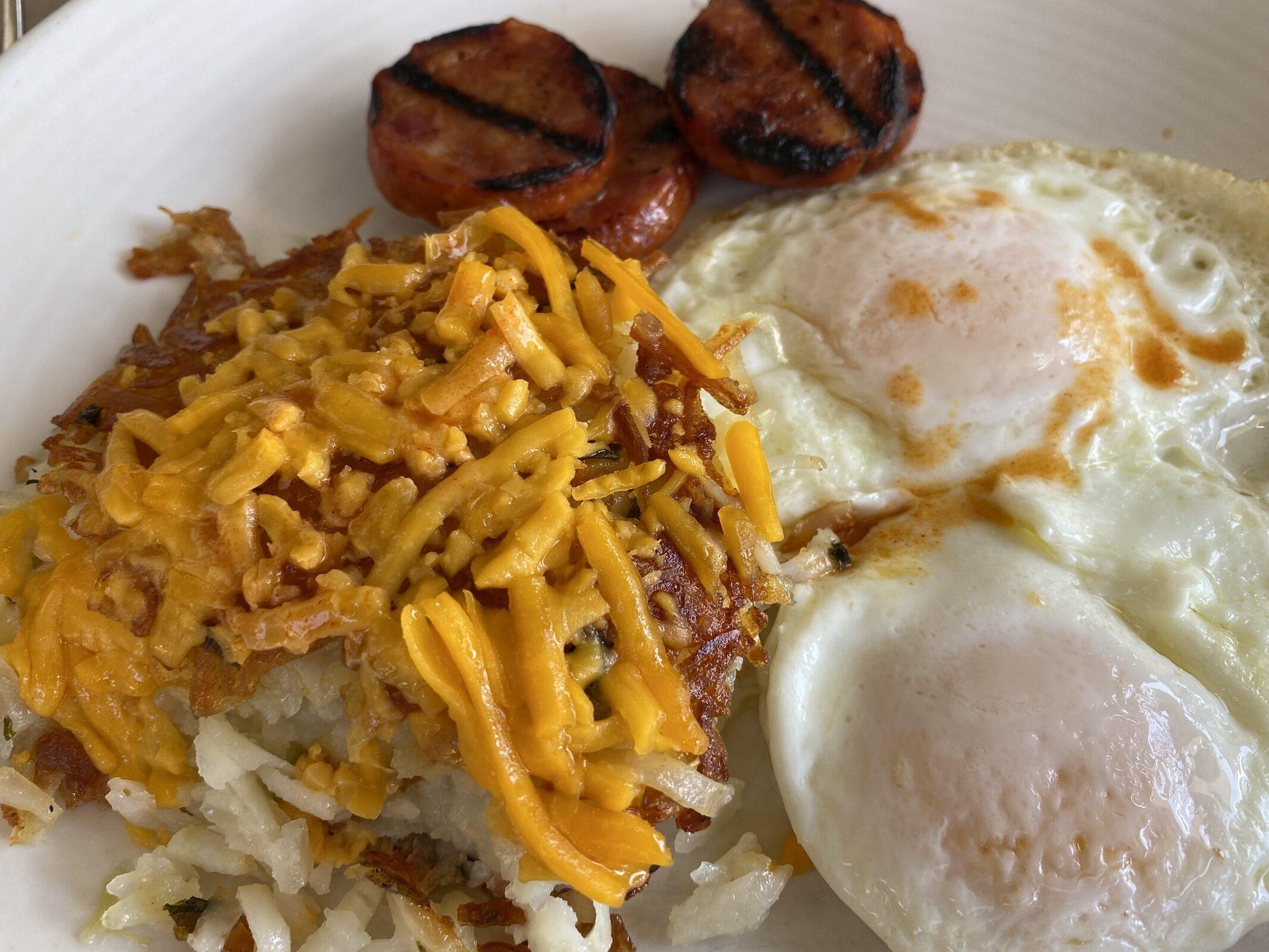 Grand Hyatt Kauai - Breakfast