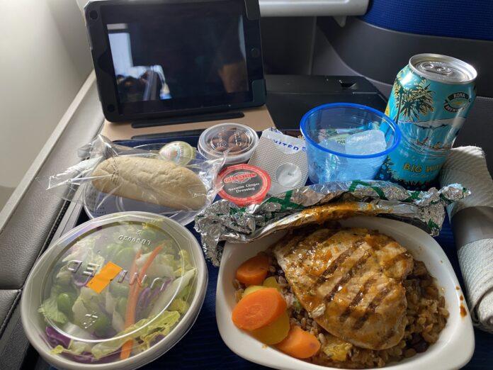 united business class hawaii