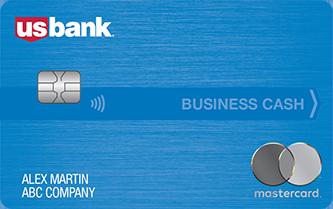 US Bank Business Cash Rewards Credit Card